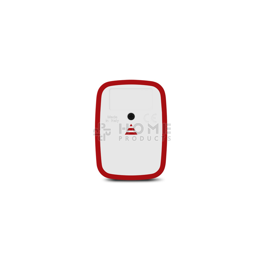 Why Evo 2nd generation universal remote control (replacement remote), Granade Red also for Faac XT 433 SLH